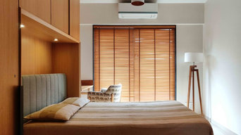 Inset bed