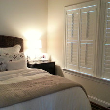 Traditional Bedroom by Delmarva Blinds & Shutters