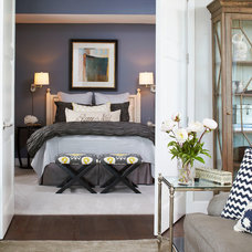 Contemporary Bedroom by Insidesign