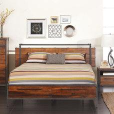 Modern Bedroom by Dania Furniture