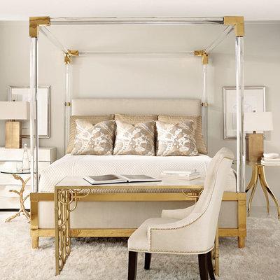 Nyklassisk Soveværelse by Terri White Design