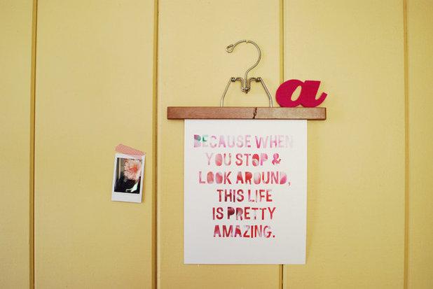 エクレクティック 寝室 by Lauren Donaldson