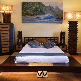 Inspiration för ett orientaliskt sovrum