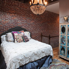Eclectic Bedroom by Jason Snyder