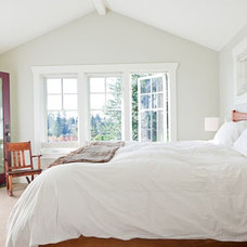 Traditional Bedroom by CTA Design Builders, Inc.