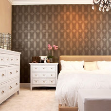 Eclectic Bedroom by Natalie Younger Interior Design, Allied ASID