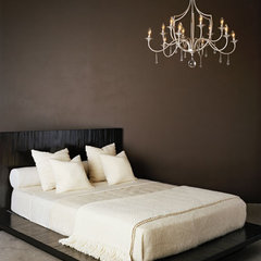 contemporary bedroom by interieurs By Francine Gardner
