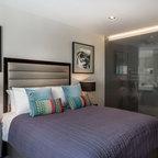 San Juan Capistrano Project Transitional Bedroom