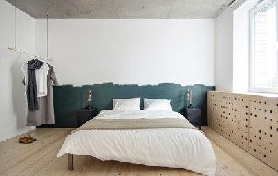 Ces idées de peinture murale pour la chambre vont vous scotcher !