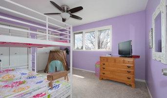 Interior & Exterior Traditional Family Home