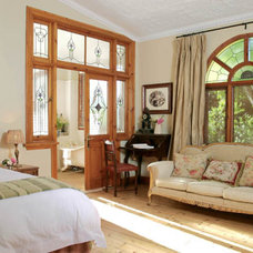 Traditional Bedroom by Karen Schaefer Louw