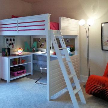 Interior Design installation pictures for luxury custom model homes