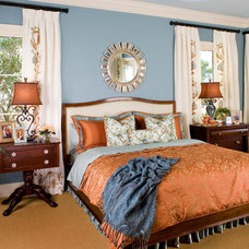 Traditional Bedroom by Lawler Design Studio