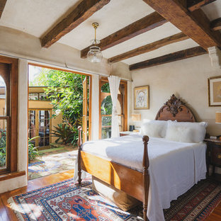Inspiration for a mediterranean bedroom in Sydney.