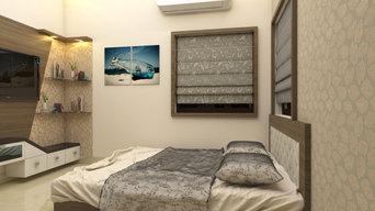 Interior Design - Residential - Bedroom