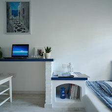 Mediterranean Bedroom by 优优