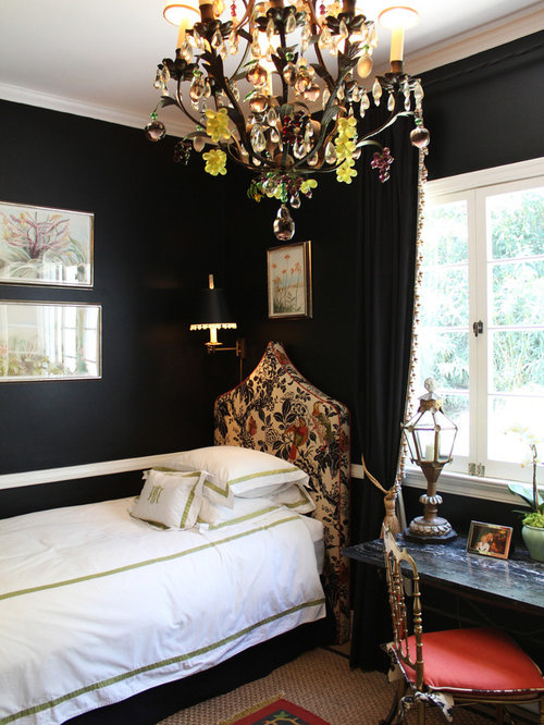 Black Wall Houzz