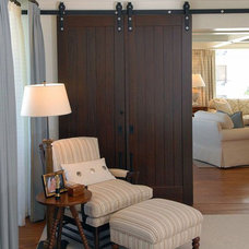 Bedroom by Real Carriage Door Company