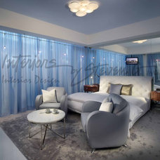 Modern Bedroom by Interiors by Steven G
