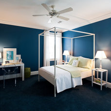 Contemporary Bedroom by Carbine and Associates, LLC
