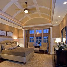 Traditional Bedroom by Marino Custom Homes, LLC