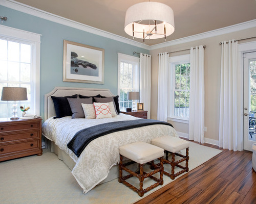 Blue And Beige Houzz