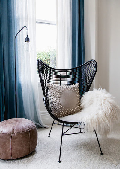 Современный Спальня by Suzi Appel Photography