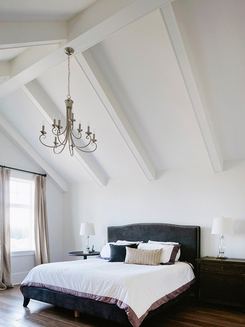 Pitched Ceiling Design Ideas & Remodel Pictures | Houzz