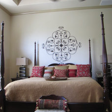 Traditional Bedroom by River Hills Custom Homes