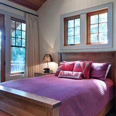 Rustic Bedroom by Urban Rustic Living