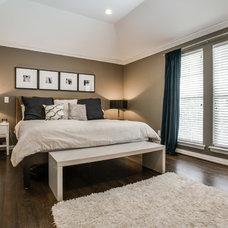 Transitional Bedroom by Williams Drake: Build I Remodel I Landscape