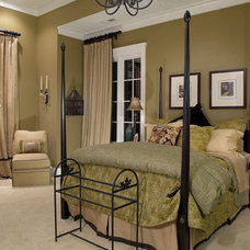 Traditional Bedroom by Interiors By Mimi, Inc.