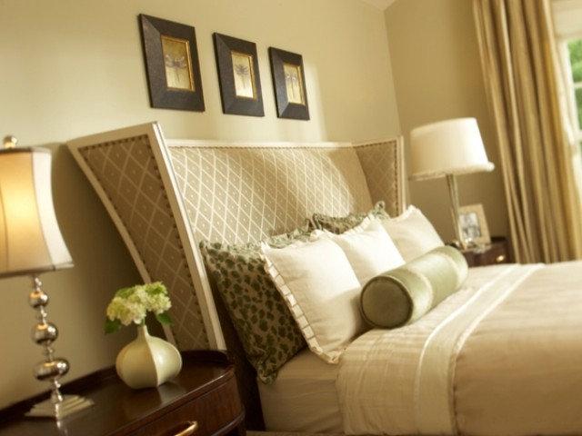 Transitional Bedroom by Martha O'Hara Interiors