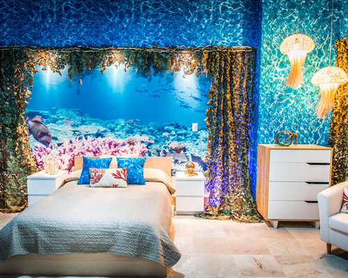 hawaiian beach theme bedroom home design ideas pictures remodel and