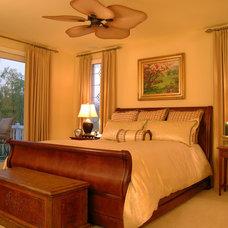 Traditional Bedroom by Innovations Interior Design