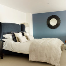 Transitional Bedroom by Rendall & Wright