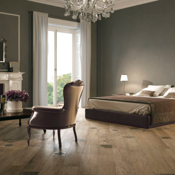 Iris French Woods Larch Wood Look Porcelain Tile