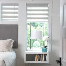 Transitional Bedroom by Windsor Windows & Doors