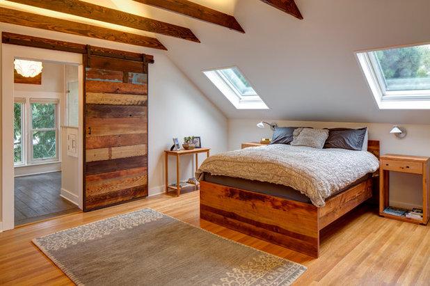 Современный Спальня by Buckenmeyer Architecture