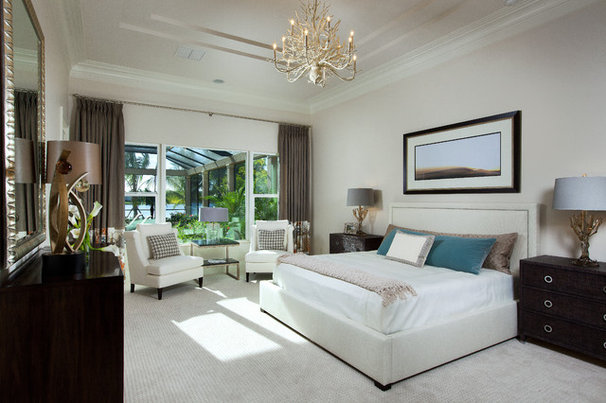 Contemporary Bedroom by London Bay Homes