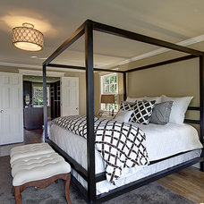 Traditional Bedroom by Andrea Braund Home Staging & Design
