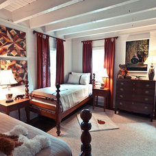 Traditional Bedroom by Cortney Bishop Design