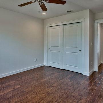 "Island Lane - After - Flex room, we added a closet for a more useful ""flex"" room"