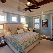 Traditional Bedroom by Phillip W Smith General Contractor, Inc.