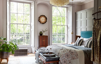 Room Tour: A Master Suite Where Period Details Meet Modern Luxe