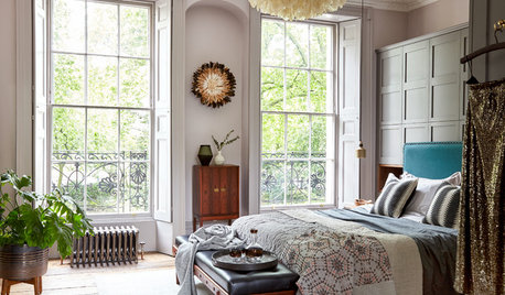 See How Lighting Can Make a Plain Bedroom Look a Million Dollars