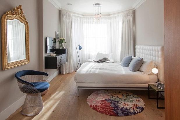 Eklektisch Schlafzimmer by Ingrid Wilkinson Interiors