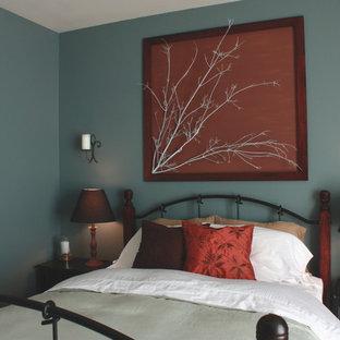 Maroon Bedroom Houzz