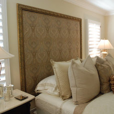 Traditional Bedroom by Serendipite Designs