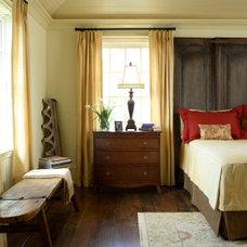 Traditional Bedroom by J. Hirsch Interior Design, LLC